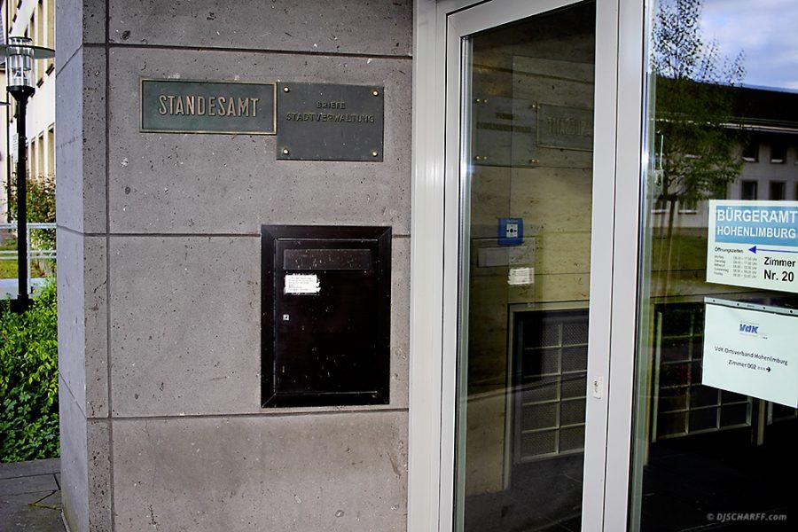 Jobcenter Post kann im Briefkasten am Hohenlimburger Rathaus eingeworfen werden