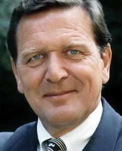 Gehard Schröder Bundeskanzler a.D.