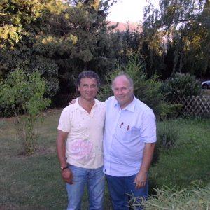 Peter Arnusch und Erdal Keser