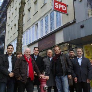 SPD Schild