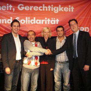 AG Juso Konferenz 2010